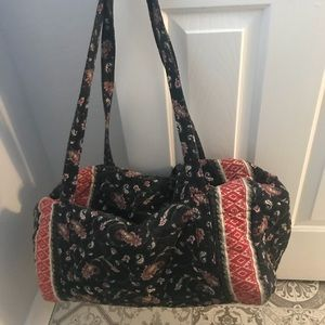 Handbags - Quilted duffle bag. Well loved, but in great shape